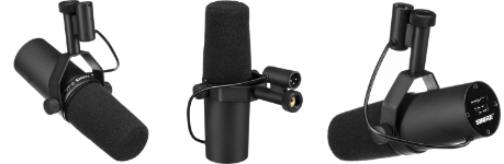 Joe Rogan Microphone