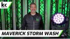 Maverick Storm 1 Wash | Review & Demo
