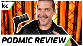 Rode PodMic Dynamic Microphone Review