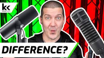 Shure SM7B vs EV RE20 | Which is better?