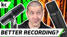 Shure SM7B vs Rode NT1 Comparison | Which Is Better?