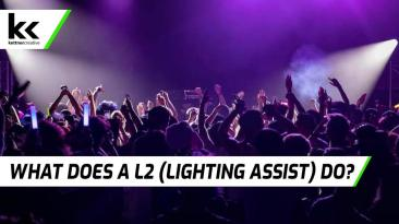 What does a L2 Lighting Engineer Assistant do?