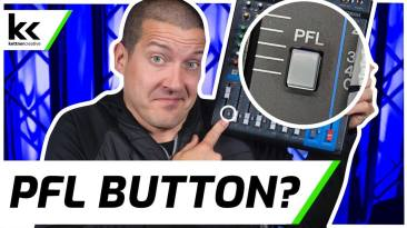 What Does PFL Button Do? Audio Mixer Setup