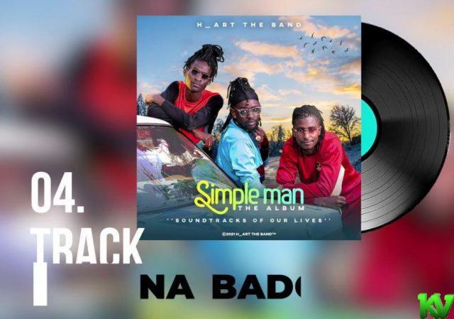 H Art the band ft Nyashinski – Na Bado