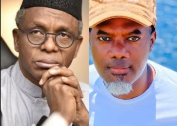 Reno Omokiri Calls For The Prosecution Of Nasir El Rufai After He Posted On Twitter Recently