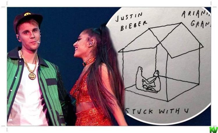 Stuck With U By Ariana Grande Ft. Justin Bieber