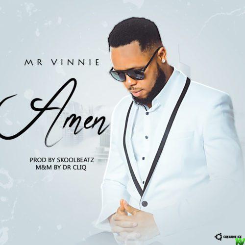 Mr. Vinnie – Amen
