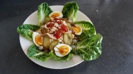 Huzarensalade (Russian Salad)