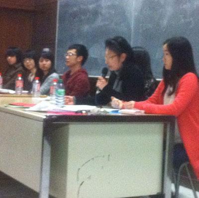La nouvelle générations d'écrivains coréens avec la fondation DAESAN