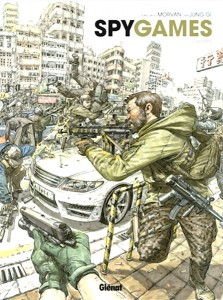 Spy Game Jean-David MORVAN et KIM Jung-gi Editions Glénat