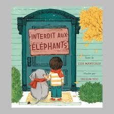 aux Éditions... des éléphants!
