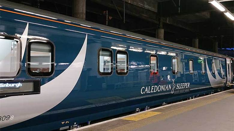 Strike Action Likely on Caledonian Sleeper