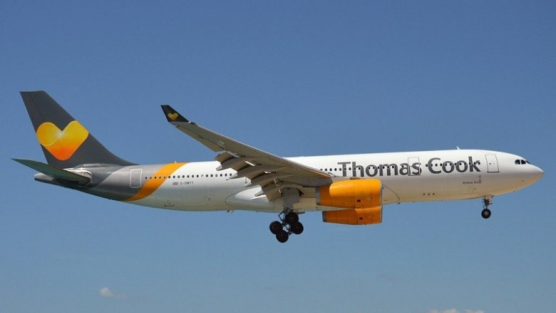 Thomas Cook Airbus A330 Aircraft