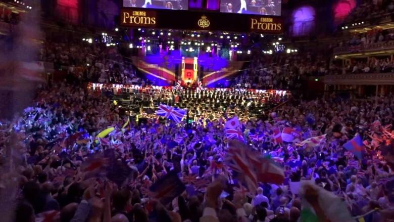 BBC's Last Night of the Proms