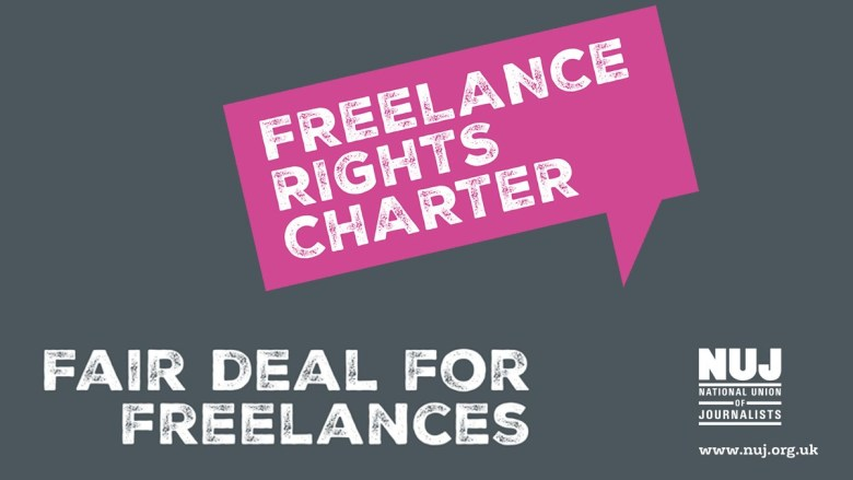 National Union of Journalists Freelance Rights Charter