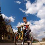 A szülinapi bicaj