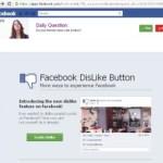 Enable dislike button, avagy egy újabb Facebook átverés