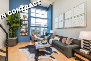 In Contract! Seller Represented. List $899,000