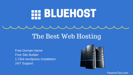 Get Bluehost today