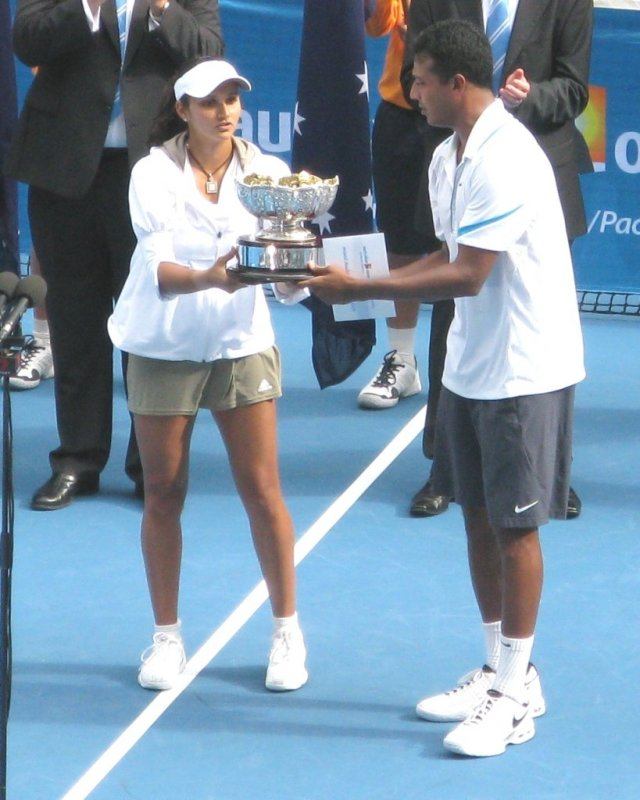 AO 2009 Mixed Doubles Final