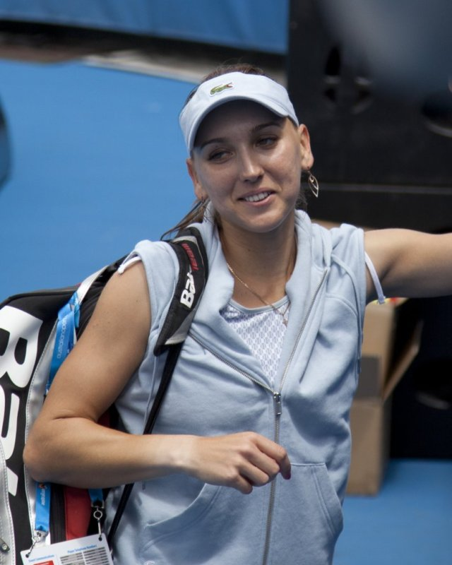 Exhibition Match: Maria Sharapova vs E Vesnina