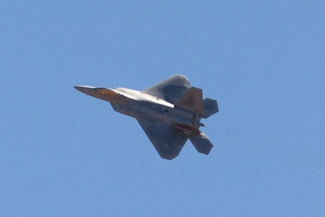 IMG_6863Airshow 095F-22A  Raptor