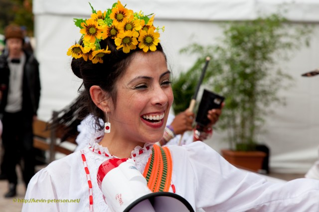Viva Victoria 2014,La Descarga, Afro Colombian Drumming Group