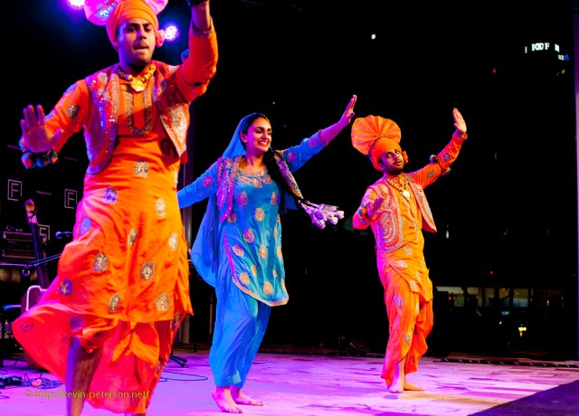 Federation of Bhangra, traditional Punjabi Folk Dance in a fusion of contemporary Music.