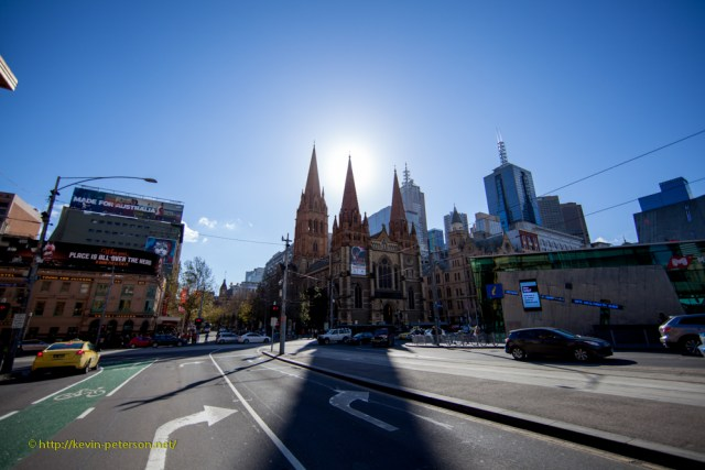 St Paul's Cathedral - Flinders Street