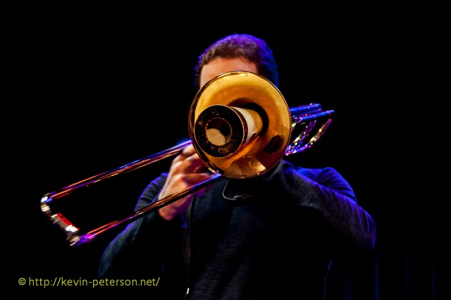 Andy Huntr - Trombone