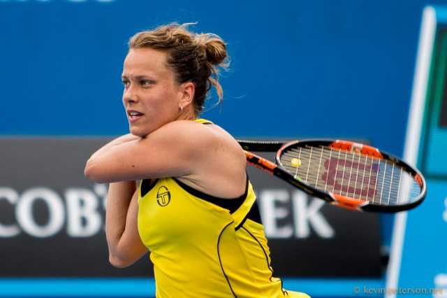 B Strycova vs V King
