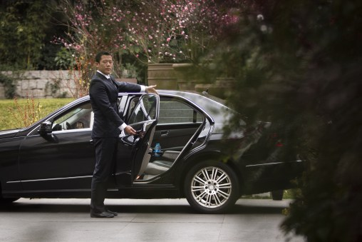 Uberization of everything : chauffeur Uber | Patrick Wack pour Uber