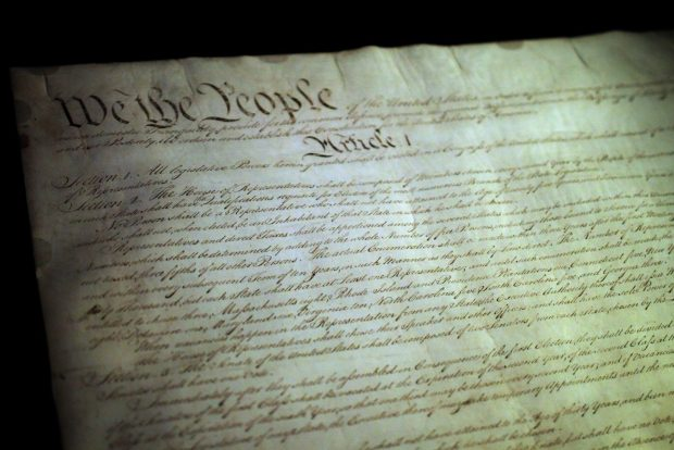 Constitution in the National Archives | Mr.TinDC, CC BY-ND 2.0
