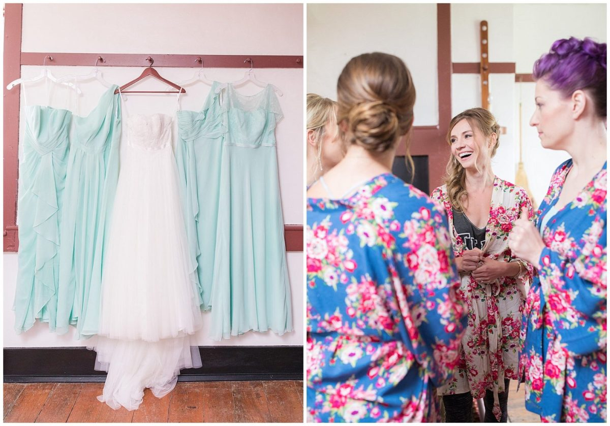 Gorgeous Spring Wedding At Shaker Village in Harrodsburg, KY ...