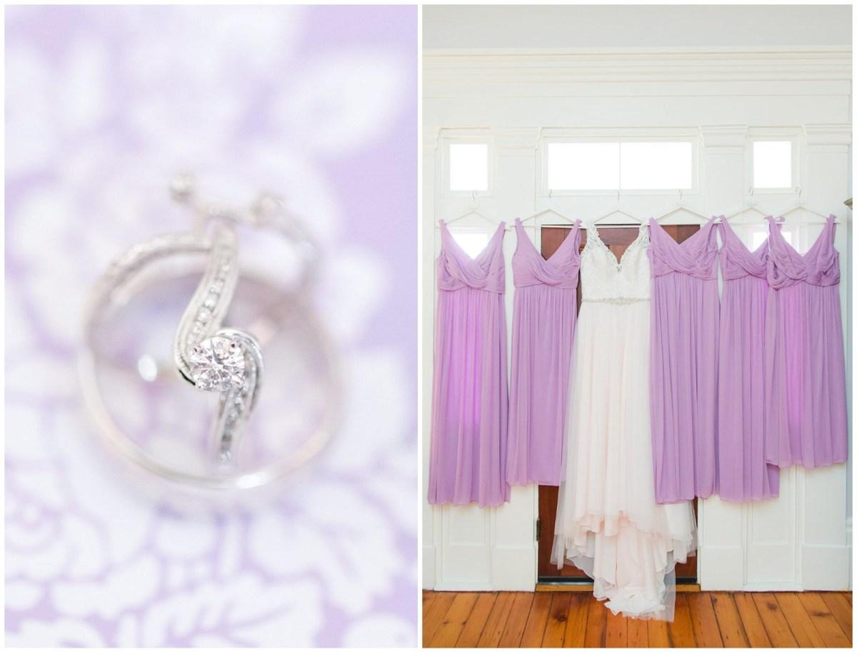 Wedding Detail Photos at Ashford Acres Inn in Cynthiana, Kentucky.