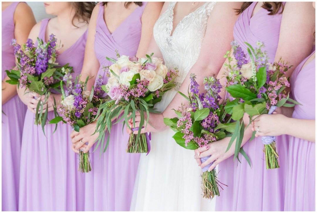 Bouquet Wedding Photos at Ashford Acres Inn in Cynthiana, Kentucky.