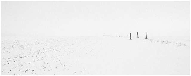 Snow in Wiltshire