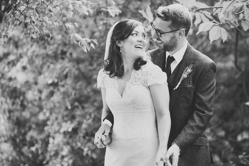somerset wedding bride and groom
