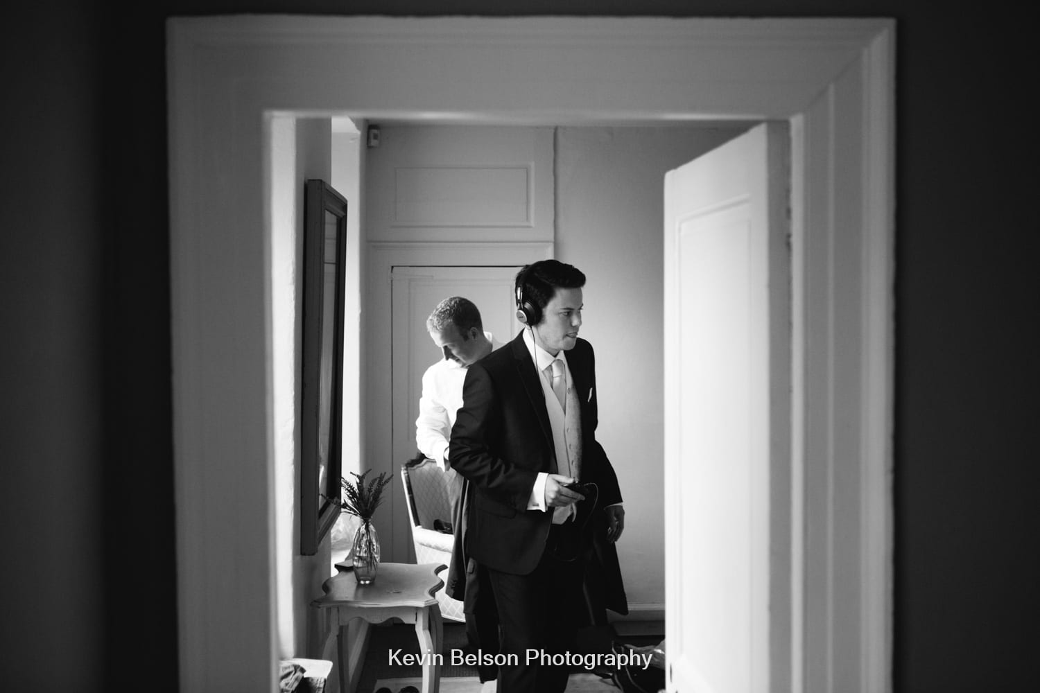 the groom prep