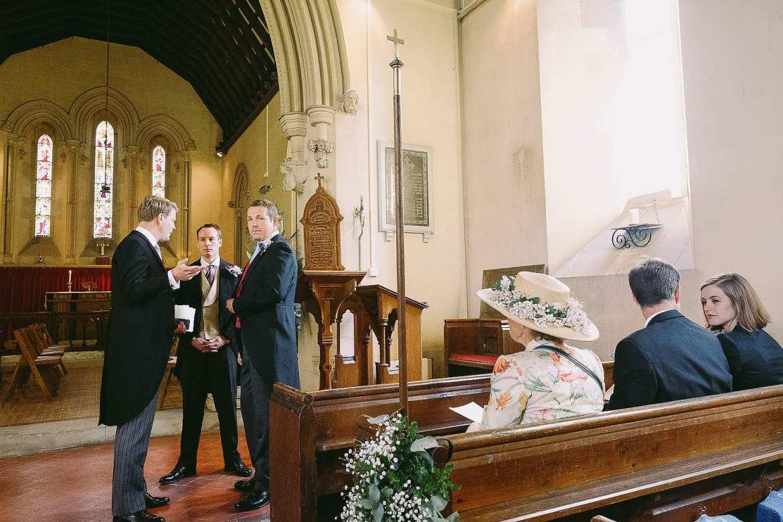 Wiltshire Garden Marquee wedding