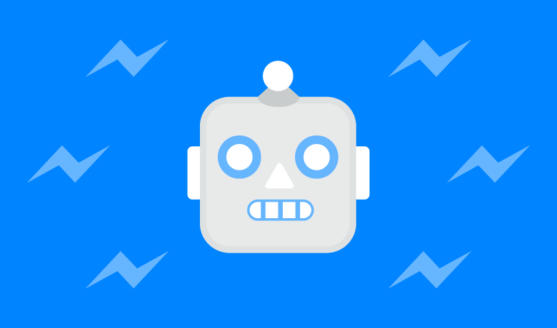 Chatbot: saiba o que é e como aplicar na sua empresa - facebook messenger bot 01