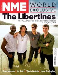 The Libertines // NME: https://kevinegperry.com/2015/06/16/thai-for-heroes-the-libertines-nme-cover-feature-third-album/