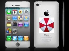 Umbrella Corp iPhone 5