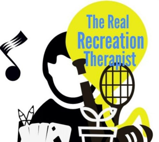 real recreation therapist logo