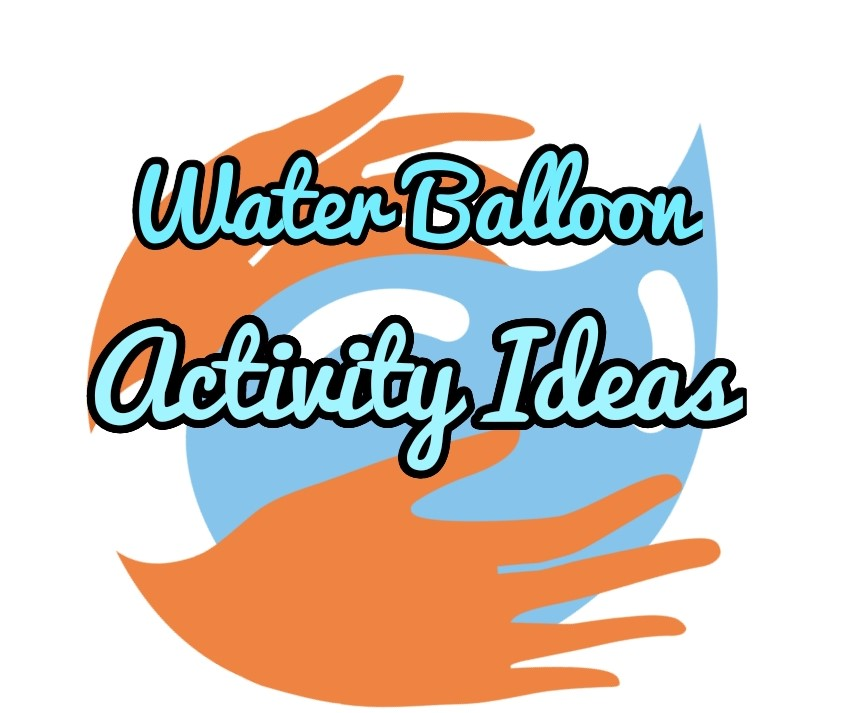 water balloon activities title image