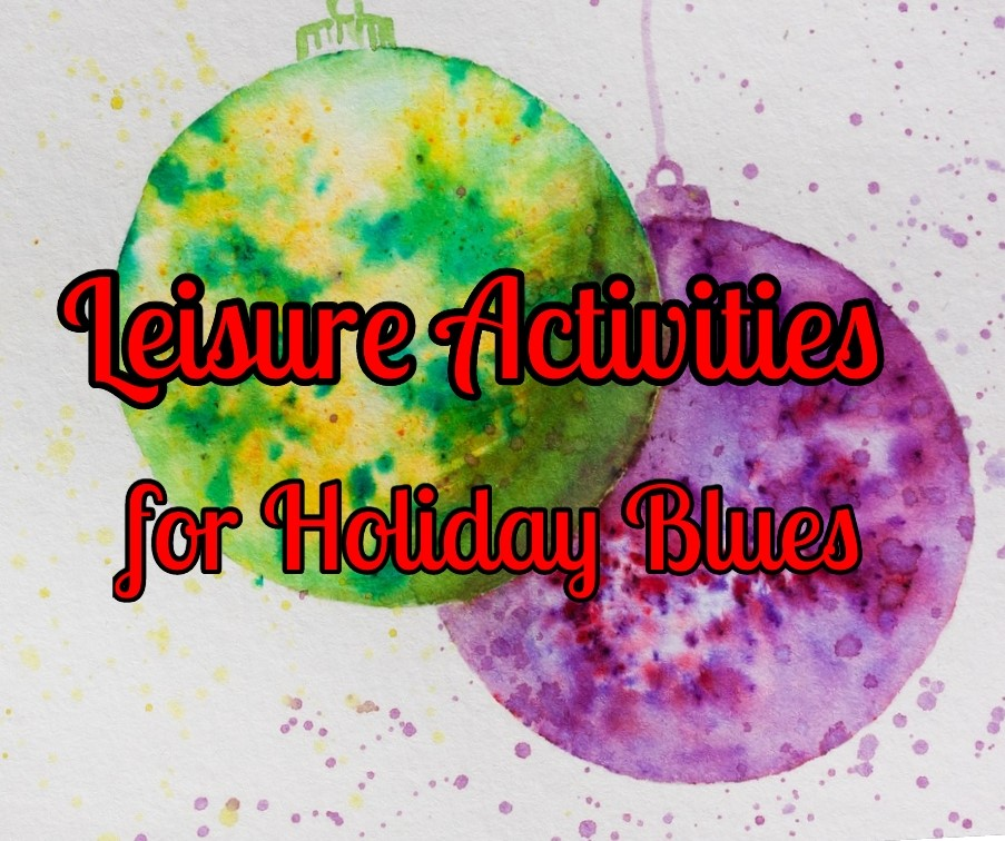 holiday blues title image