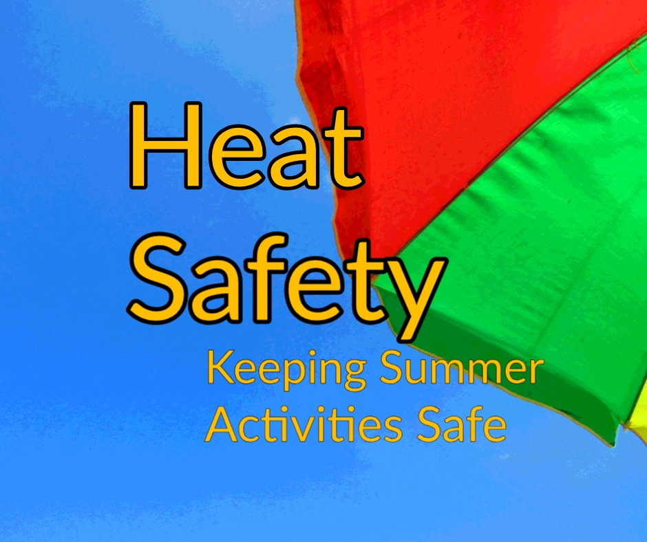 Heat safety title image