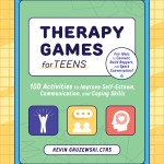 therapy games for teens book image
