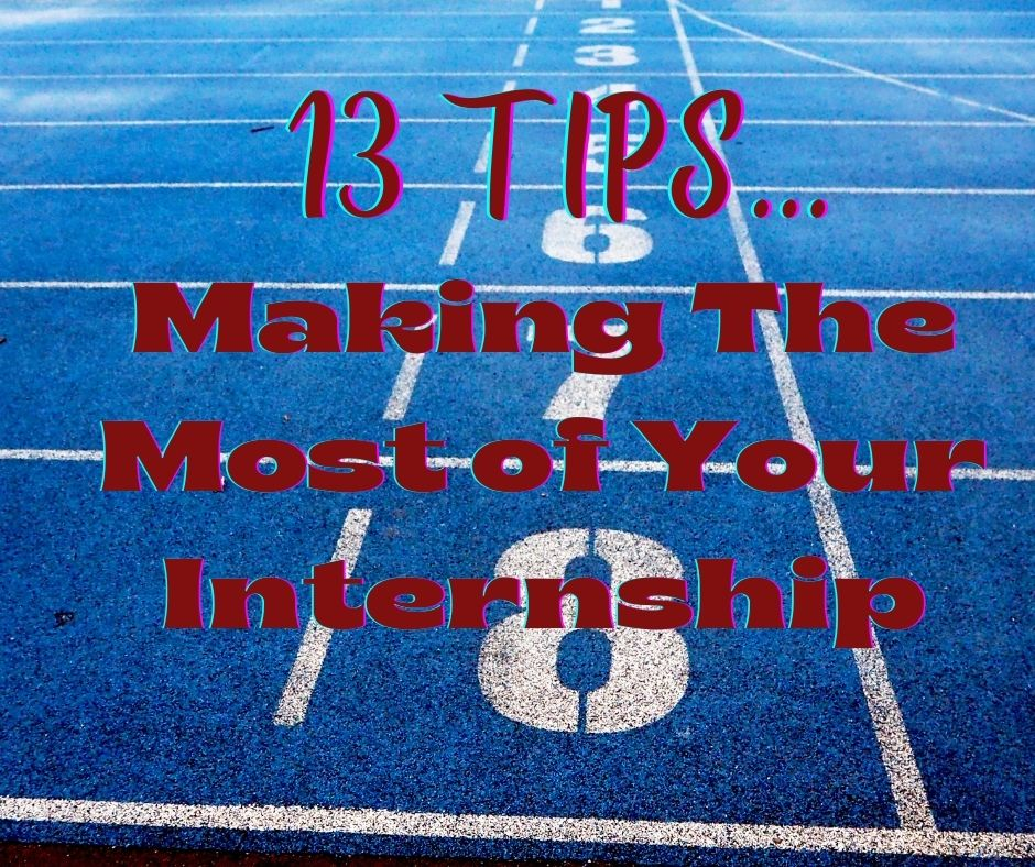 13 internship tips cover photo