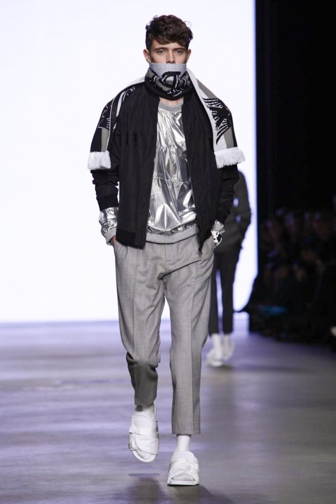 Francisco Van Benthum Ready to Wear Collection Fall Winter 2014 in Amsterdam